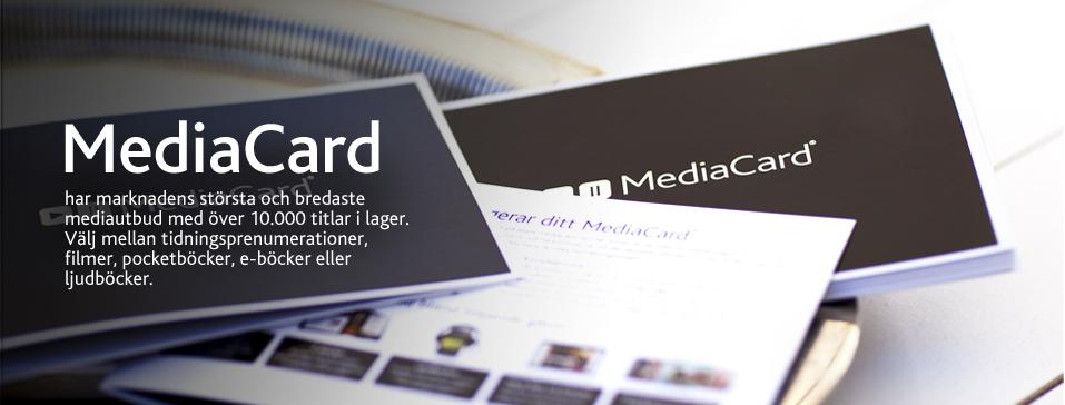 Mediacard top